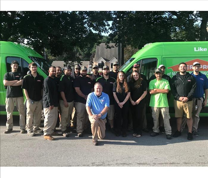 Water Damage Personalized Water Damage Restoration From SERVPRO In Nashua