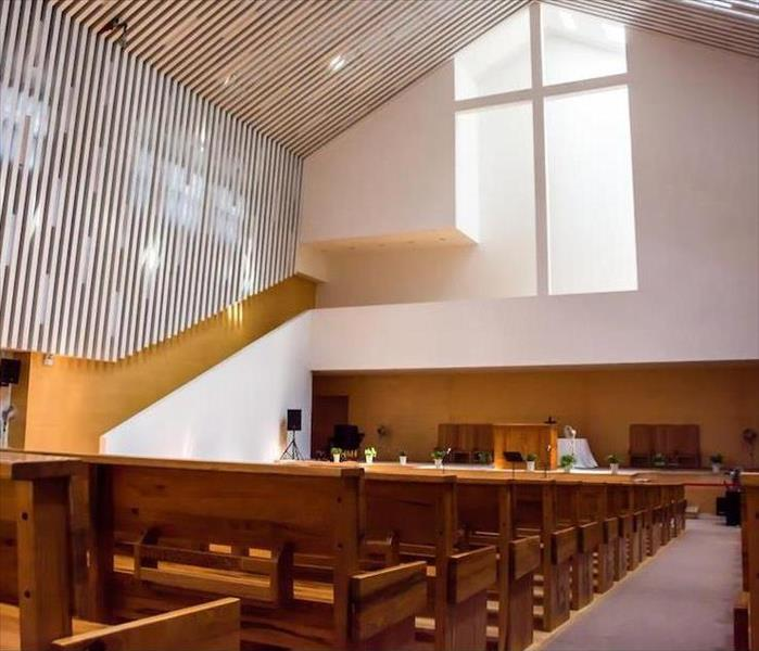 Commercial Proven Tips to Deal With Nashua Commercial Water Damage Remediation in Your Church