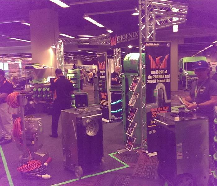 General SERVPRO Nashua Attends SERVPRO Annual Convention