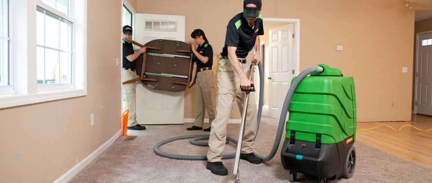 Nashua, NH residential restoration cleaning